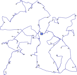Instances  ACVRP-depot