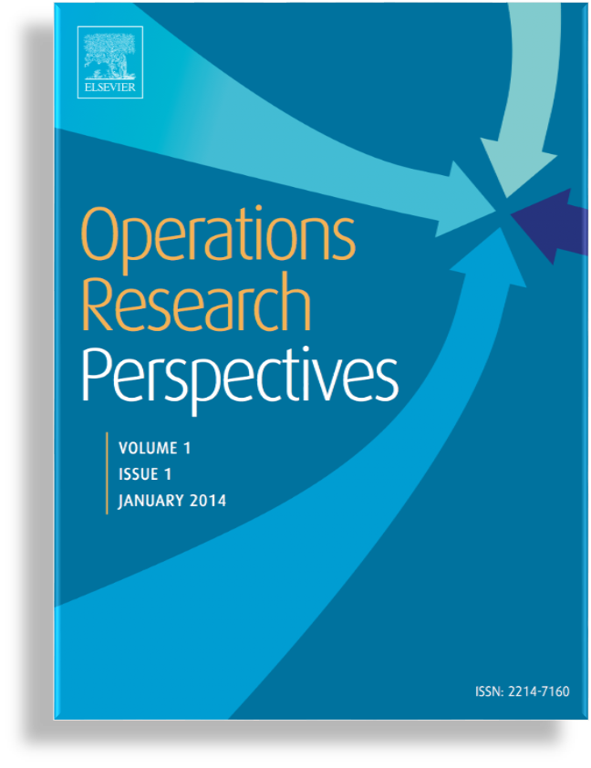 Operations Research Perspectives